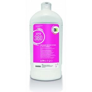 SEPTIK 360 Biodégradant fosses septiques et toilettes chimiques
